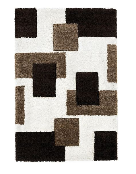 fashion rugs fashion 7646 ivory brown rug cheap rugs world rugs emporium