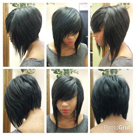 how to cut ur quick weave into layered stacked cyrls 62 best images about quick weaves on pinterest fitness
