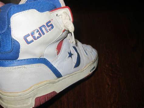 converse cons basketball shoes vtg converse cons dr j basketball hi shoes tops boots 80 s