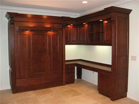 pdf woodwork murphy bed desk plans diy plans
