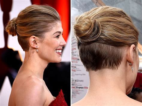 lady neck hair 25 best ideas about growing out undercut on pinterest