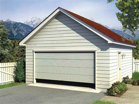 two car detached garage plans ideas detached 2 car garage plans ranch style house
