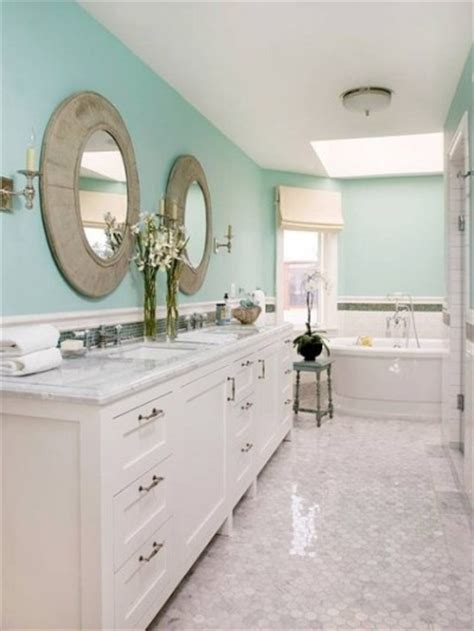 aqua bathrooms bathroom accents in the hottest summer hues light blue