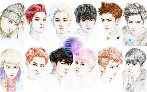 exo overdose the gallery for gt exo wallpaper overdose