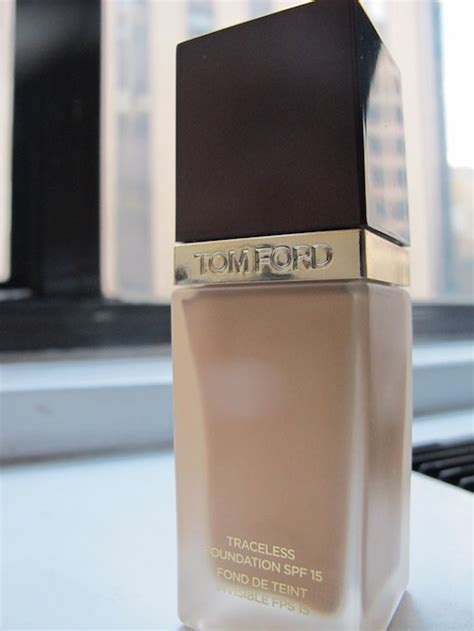 tom ford foundation review review tom ford traceless foundation and the feast