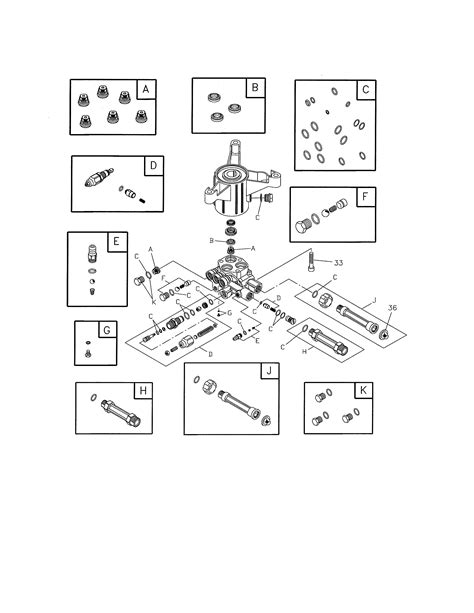 briggs and stratton pressure washer parts diagram 311553gs parts briggs and stratton