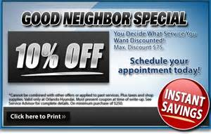 Coupons For Hyundai Service Hyundai Service Coupons 2017 2018 Best Cars Reviews