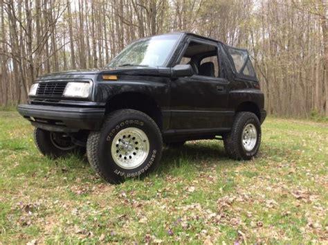 1994 chevy tracker chevrolet tracker custom 1994 chevrolet