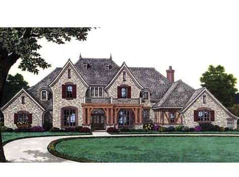 eplans french country house plan stunning european home