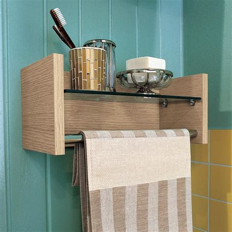 Bathroom Shelves Ideas by Storage Ideas In Small Bathroom Shelterness