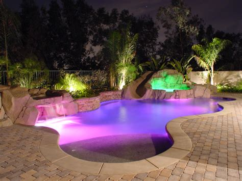 pool lighting ideas outdoortheme com
