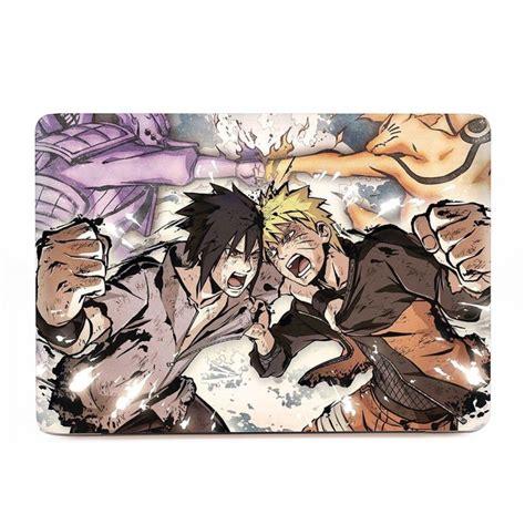 Design Folie Action by Naruto Vs Sasuke Action Fighting Art Macbook Skin Aufkleber