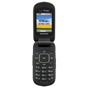 samsung gusto 2 sch u365 flip phone verizon wireless gray