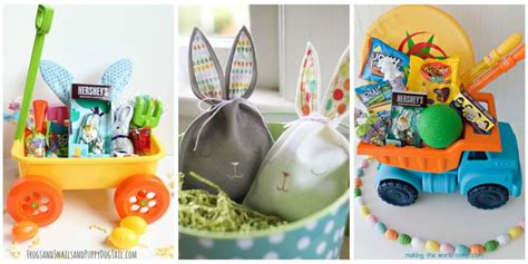 diy easter basket ideas the most 30 easter basket ideas for kids best easter gifts