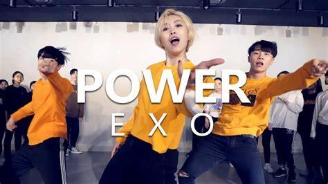 exo power remix exo엑소 power remix choreography hanna youtube