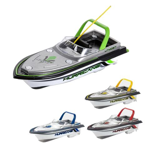mini rc boat new radio remote control rc super mini speed boat dual
