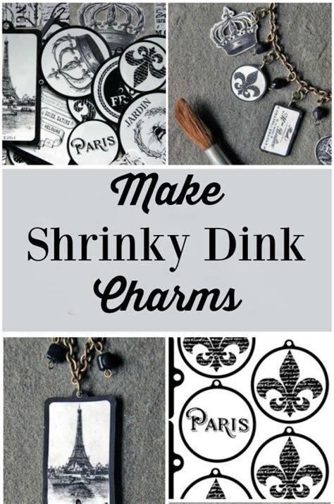 Printable Shrinky Dinks