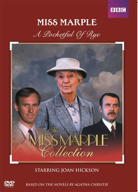 tom wilkinson detective the miss marple collection1 1985 with peter davison