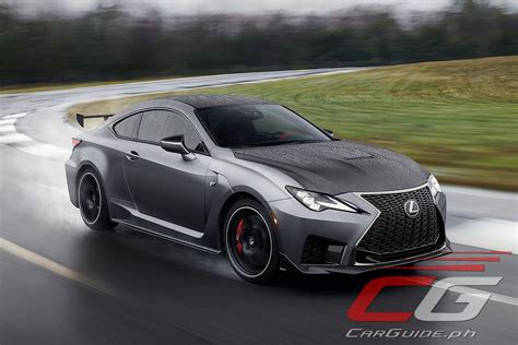 2020 Lexus Rcf Horsepower by Lexus Goes All With 2020 Rc F And Rc F Track
