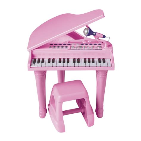 Sale Mainan Musical Keyboard Pink bruin symphonic grand piano set pink toys r us australia join the