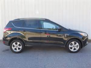 2015 ford escape black for sale on craigslist used cars