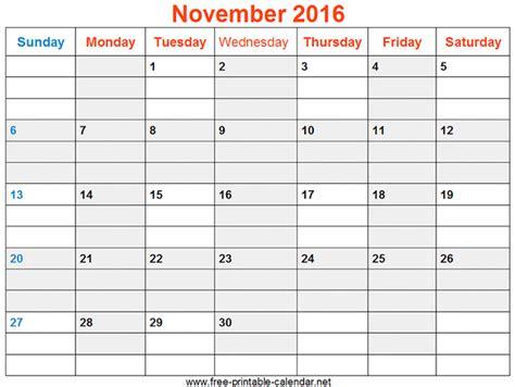 get printable calendar november 2016 printable calendar printable calendar 2018 november 2016 weekly calendar