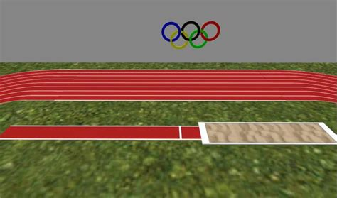 jump pit diagram track and field diagram track free engine image for user