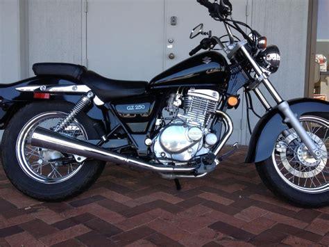 2009 Suzuki Gz 250 by 2009 Suzuki Gz250 Gz 250 Cruiser For Sale On 2040 Motos