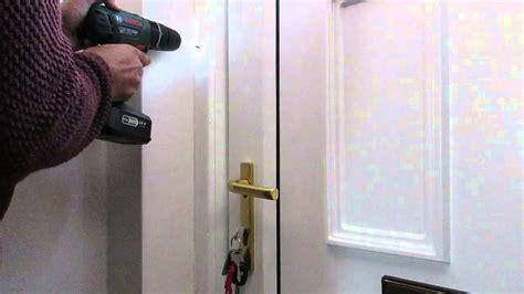 Door Chain Installation by Installing A Door Chain