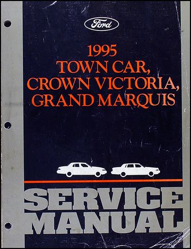auto repair manual online 1995 mercury grand marquis lane departure warning 1995 crown victoria grand marquis electrical troubleshooting manual