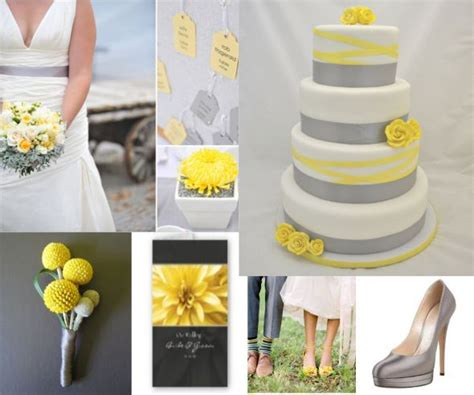 colors that go with yellow the grooms get up weddingbee