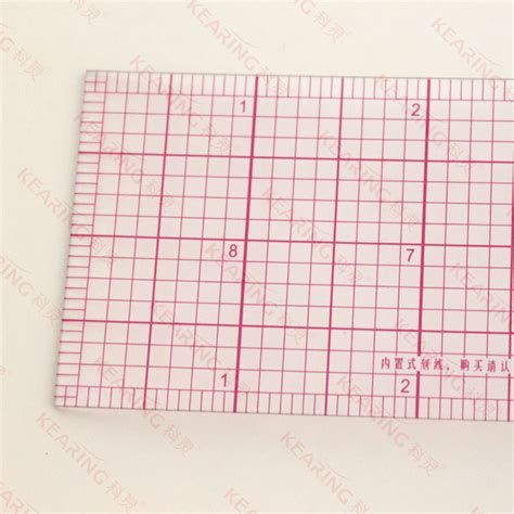 grading ruler pattern making kearing brand grading ruler transparent pattern grader
