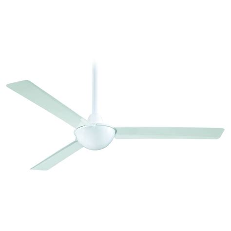 modern white ceiling fan with light modern ceiling fan without light in white finish f833 wh