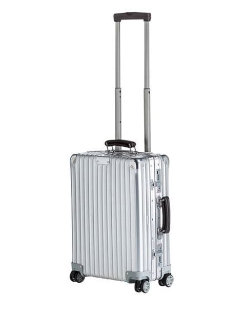 rimowa classic flight cabin trolley classic flight multiwheel cabin trolley rimowa bei