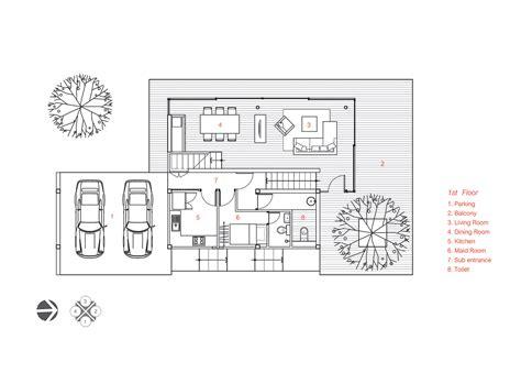 ka haus gallery of ka house idin architects 30