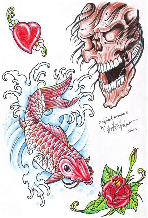 tattoo flash reddit tattoo flash 2010 by vikingtattoo on deviantart
