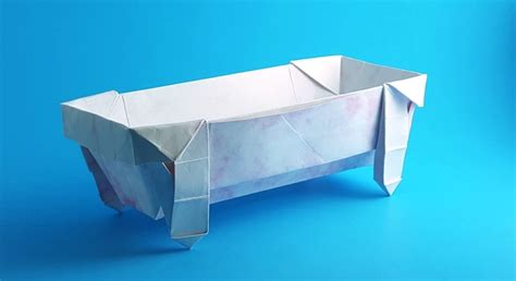 Origami Tub - bolitho gilad s origami page