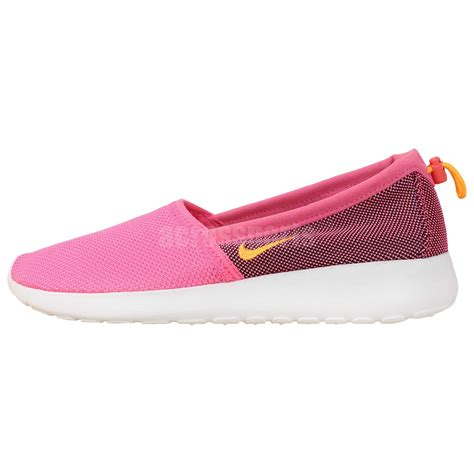womens nike slip on sneakers nike wmns rosherun slip on roshe run 2014 womens casual