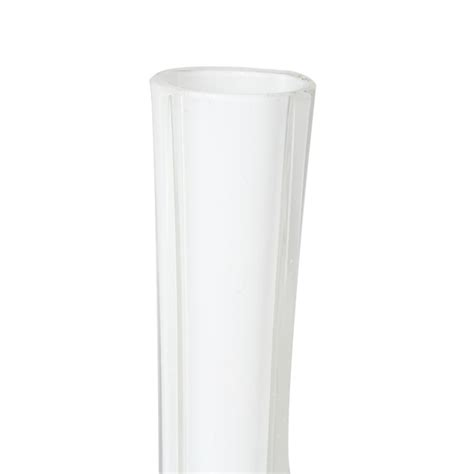 White Vases Bulk by Bulk Lot 12 X White Glass Eiffel Tower Vases Wedding