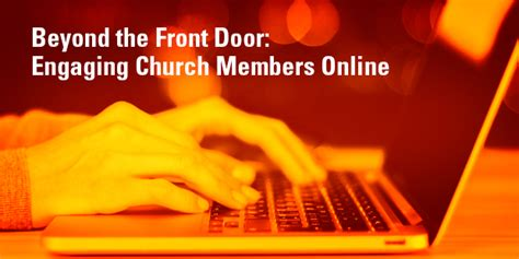 Beyond The Front Door The Vision Room Church Website Archives The Vision Room