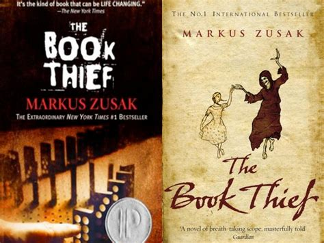 The Thief A Novel review the book thief the and books