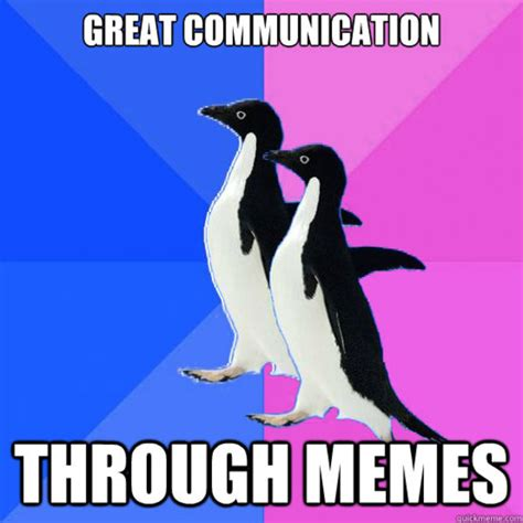 Communication Meme - memetic communication know your meme