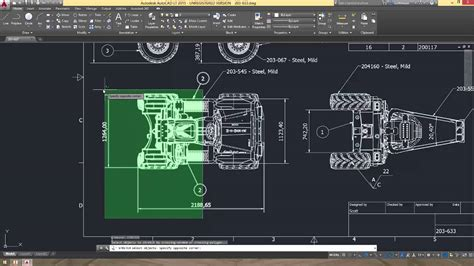 layout editor dxf saving an inventor idw as dwg to edit in autocad lt youtube