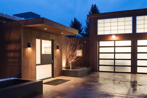 modern front door gardens imposing contemporary home aspen colorado fresh palace