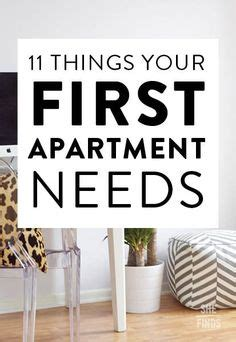 things you need for first apartment whether you re moving cross country or just down the