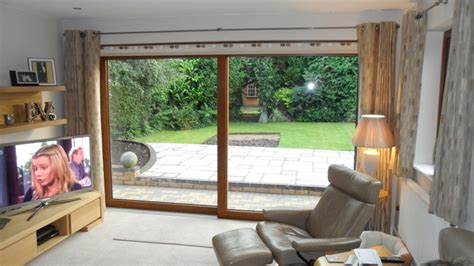large upvc patio sliding doors bedfordshire