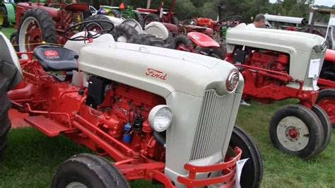 1953 ford jubilee tractors