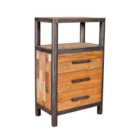 Commode En Bois by Commode Bois