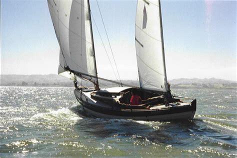 sailboats with two hulls limits of lapstrake epoxy