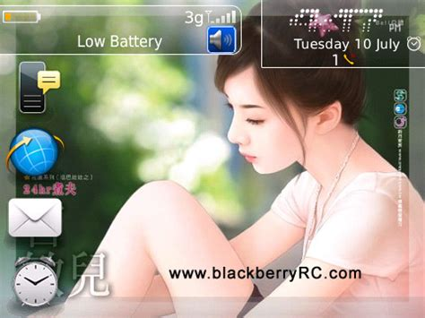 beautiful girl themes download beautiful girl os7 icons for bb 89xx 96xx 9700 themes